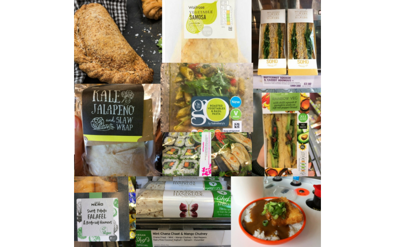 Out To Lunch Vegan Items In The Shops Vrc
