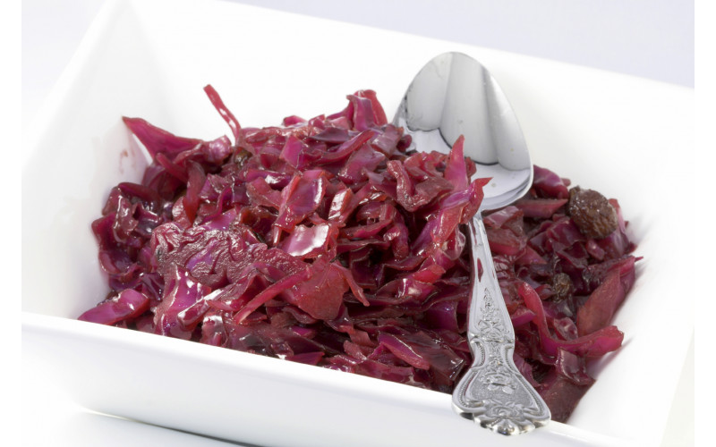 Red Cabbage, Beetroot & Apple Sauté