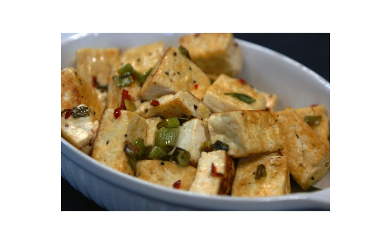 Sea Spicy Tofu