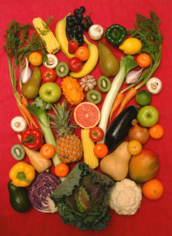 Vegetables & Fruit - How to be a Ten a Day Warrior