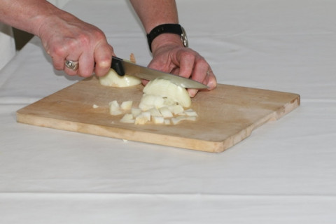 Vegetable Preparation Skills - Chopping