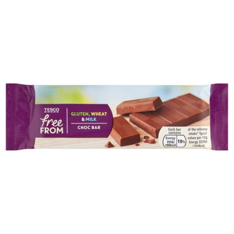 Tescos Free From Chocolate Vrc Veganrecipecluborguk