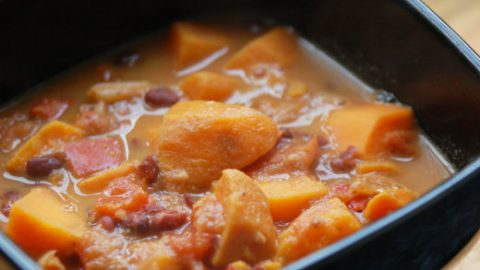African Peanut Stew from Food for a Future