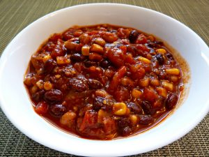 Rose's Best-ever Chilli