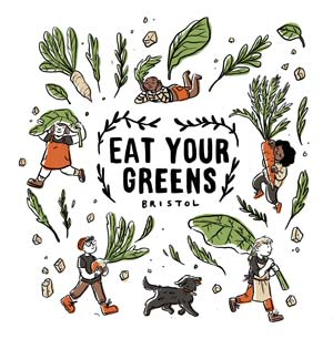 Eat your greens Bristol