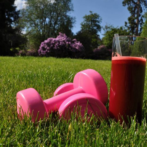 Anneka's Fitness Juice