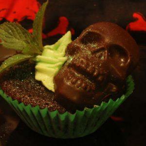 Vegan Halloween Cupcakes