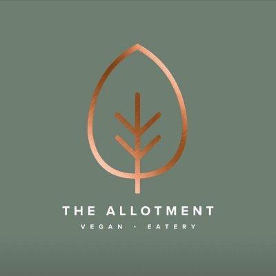 The Allotment Vegan Eatery logo