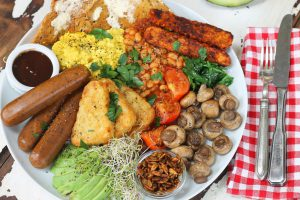 All Day Big Cooked Breakfast