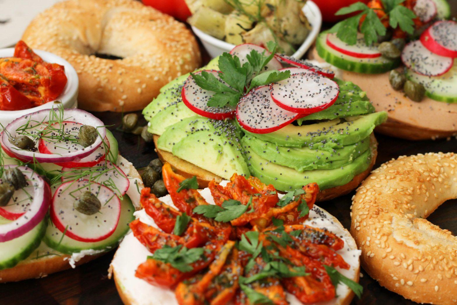 Deli-style Sandwich or Wrap