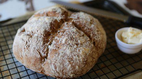 Super Easy Soda Bread