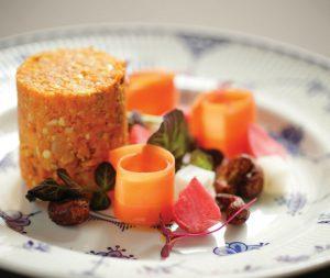 Carrot and Cashew Pâté