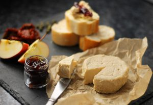 White Cheddar Cashew Cheese