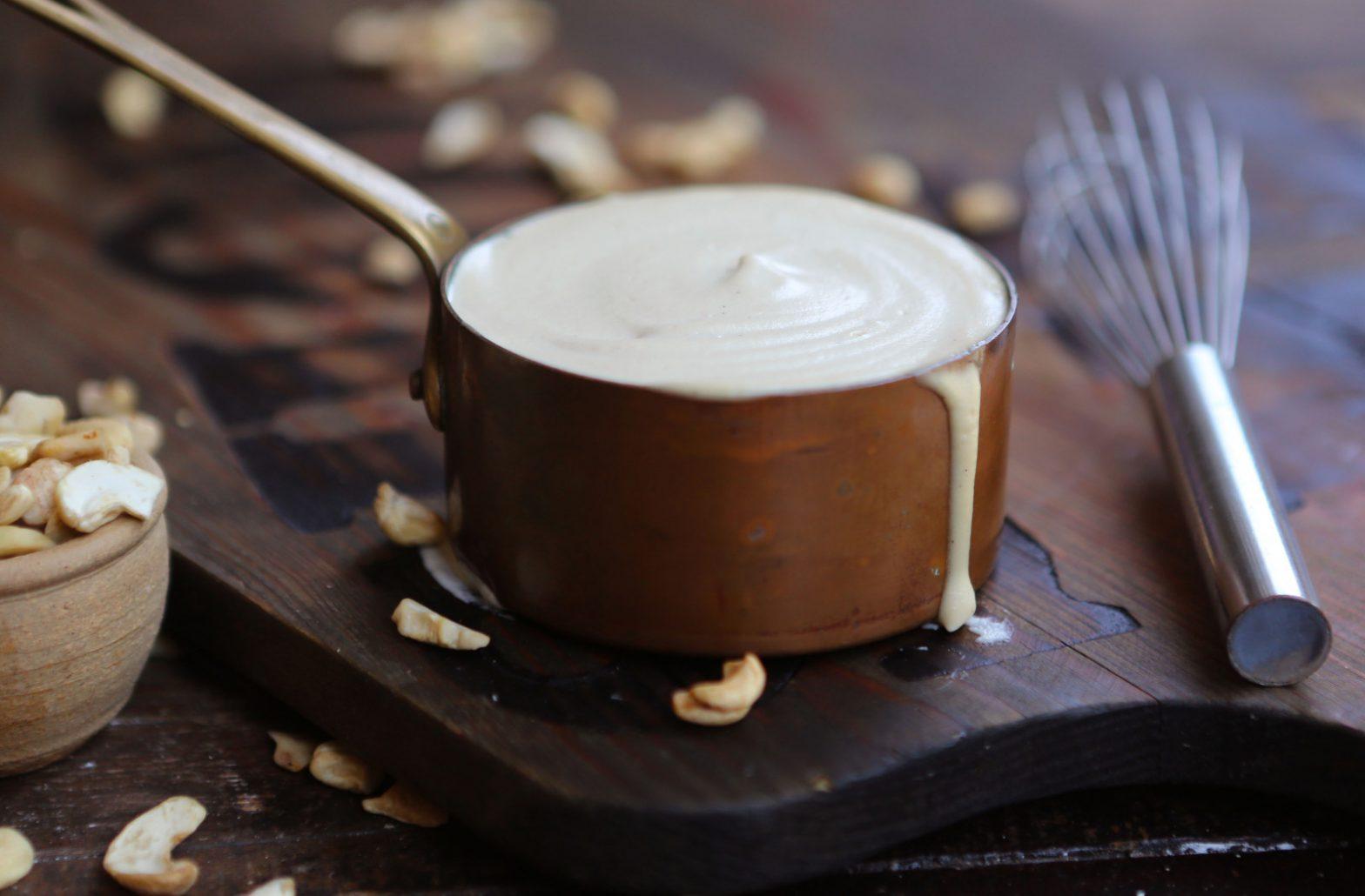 Cashew Cream: Plain