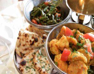 Kashmiri Cauliflower and Potato Curry