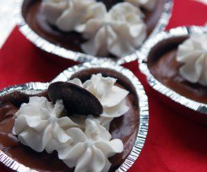 Chocolate & Brandy Truffle Hearts