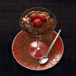 Luxury Chocolate Mousse