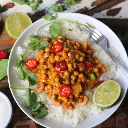 Balinese Summer Curry
