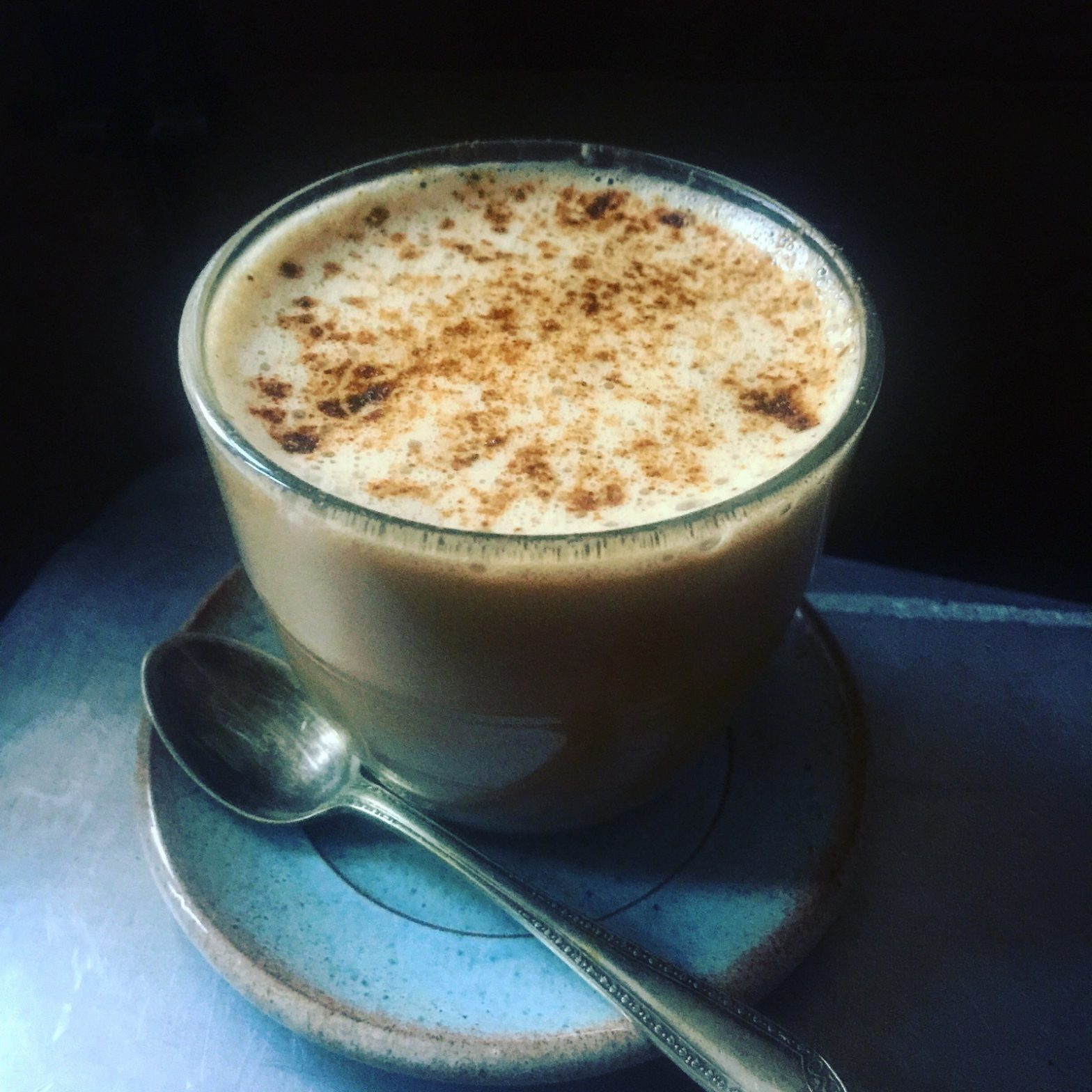 Dandelion Root Latte