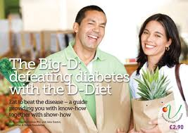 Diabetes: fighting it with a knife and fork