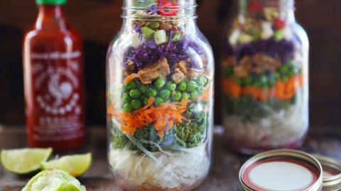 Vegan DIY (healthy) Pot Noodle