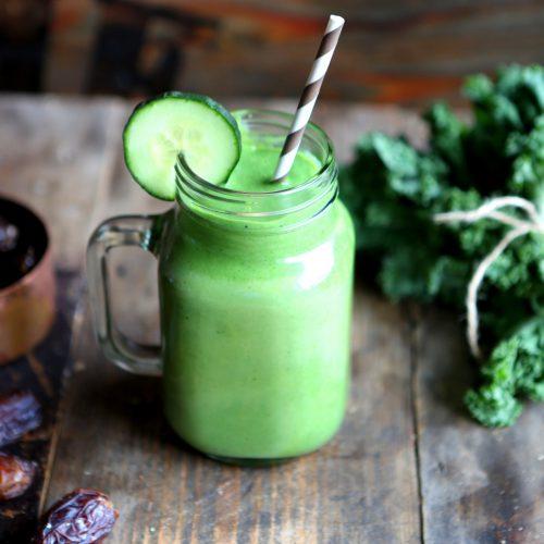 Emerald Elixir Smoothie
