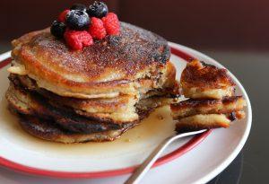 Vegan Jamaican Banana Fritters/Pancakes