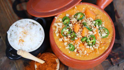 Domoda (Gambian Peanut Stew)
