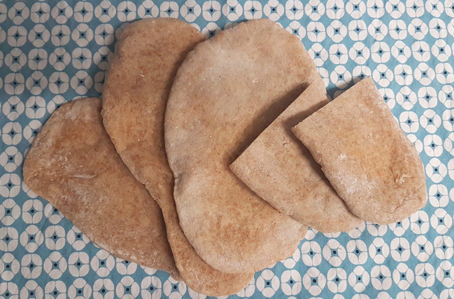 Helen's Pizza & Pitta Dough