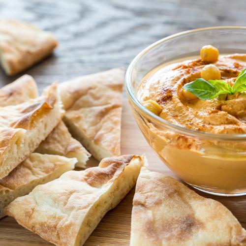 Ultimate Hummus Recipe (including sesame-free option)
