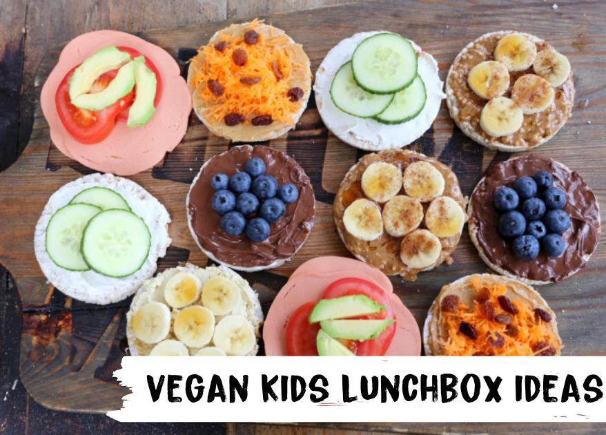 Kids' Lunchbox Ideas