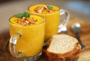 Homemade Instant Thai Soup
