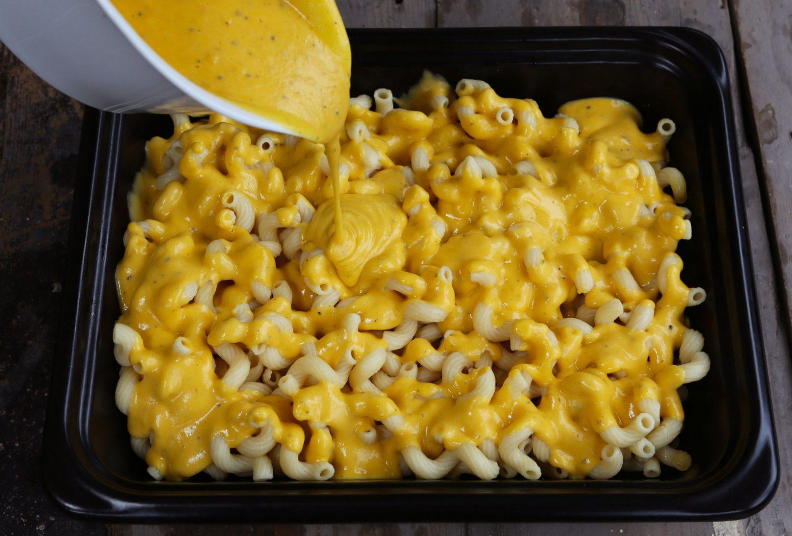 Quick & Healthy Vegan Mac 'n' Cheese