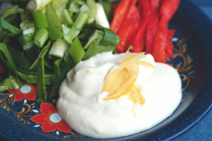 Low-fat Mayonnaise (silken tofu-based)