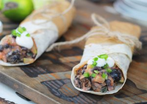 Mexican Wraps Convenience-style