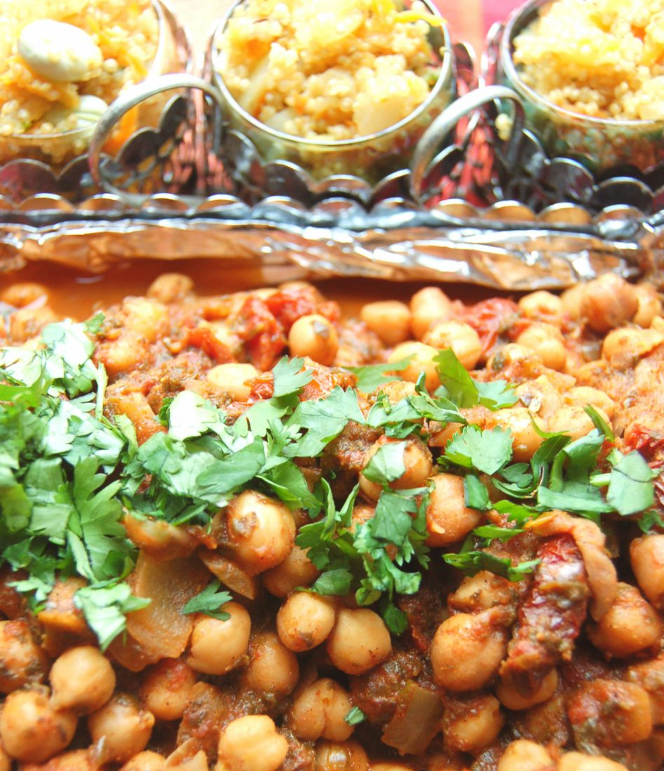 Viva!'s Moroccan Chickpea Stew