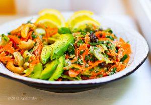 Super Sexy Salads
