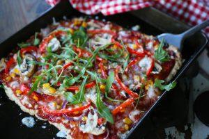 Speedy Scone Base Pizza