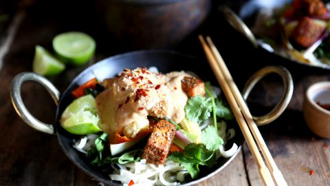 Stir-fry With The Ultimate Satay Sauce