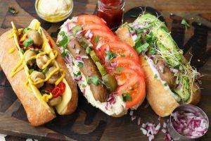 Vegan Sausage Sandwich Lowdown