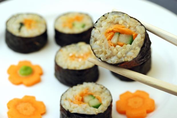 Wholefood Sushi