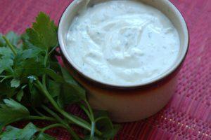 Tahini & Yoghurt Sauce