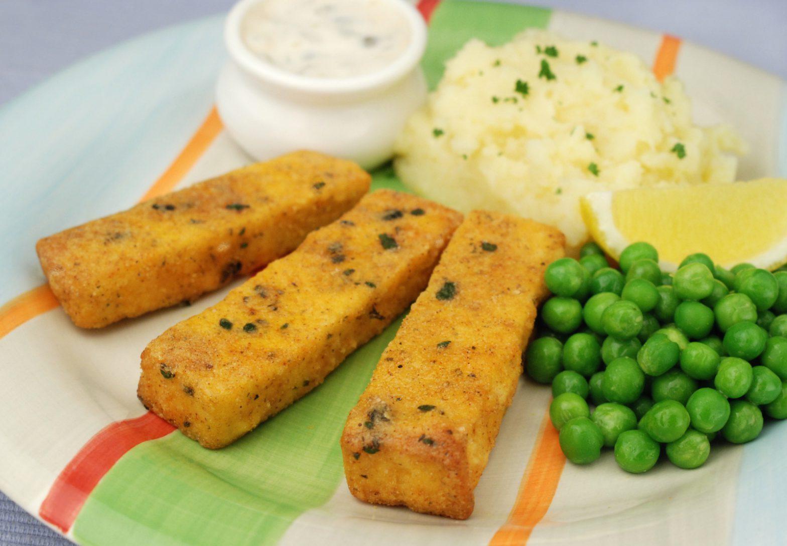 Tofu Fish Fingers