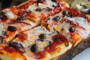 Ultimate Vegan Pizza