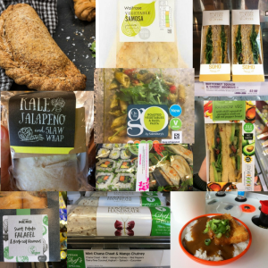 Out to Lunch: Our Favourite Vegan High Street Takeaways