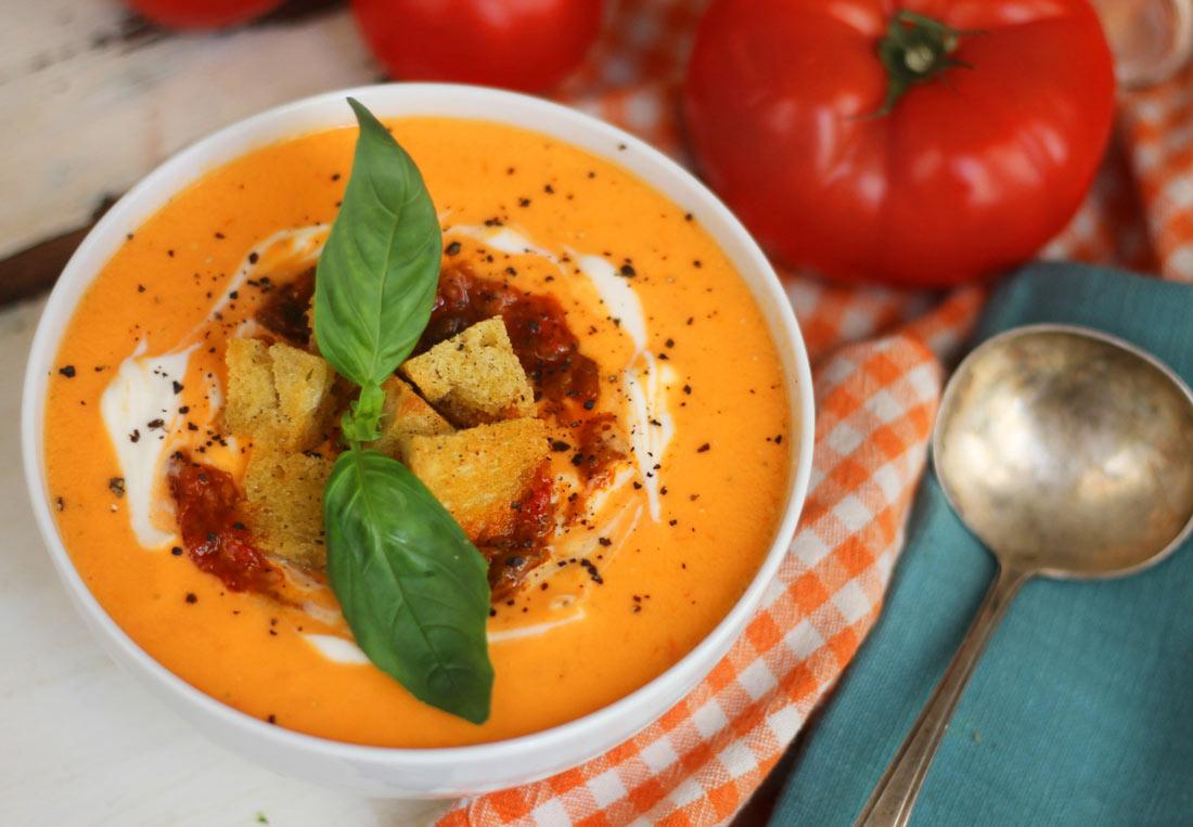 Salmorejo Chilled Soup